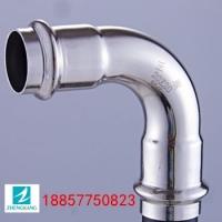 304/316不锈钢给水管材管件
