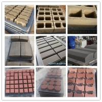 宁波砖机外贸出口|首选挪亚砖机4-10|免烧砖机|液压砌块砖