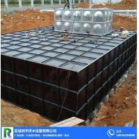 抗浮式地埋式箱泵一体化