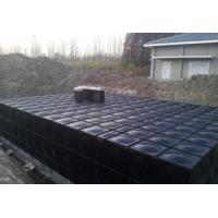 润平抗浮式地埋式箱泵一体化