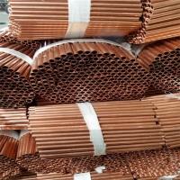 濟南大口徑紫銅管100*8批發零售