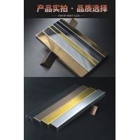 不锈钢包边条U型槽收边条装饰条背景墙线条地板吊顶收边瓷砖压条