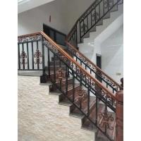 佛山市悦之达金属铝艺楼梯扶/私人订制/上门安装