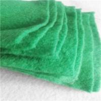 100g草绿色防尘土工布