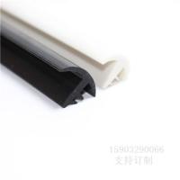 四方供应硅胶T型防尘密实密封条可订制