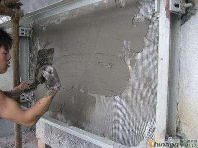 用JS单组分聚合物做防水能在墙上贴砖吗