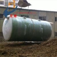 川澈玻璃钢化粪池产品介绍