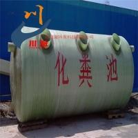 玻璃鋼化糞池為什么也叫厭氧消化池