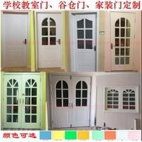 江承幼儿园教室门烤漆门免漆门卡通门