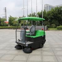 小区工厂车间用玛西尔驾驶式大型电动清扫车