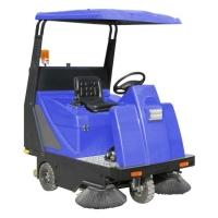 小区道路用驾驶式扫地车XZJ-1400 电动清扫车