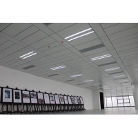 铝玻纤复合吸音天花板 600x1200x15mm
