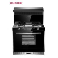 GUG/佳歌H2zx 集成灶蒸箱家用一体灶侧吸式油烟机燃气灶
