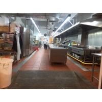 广州市新酒店饭店餐饮店厨房排烟管道安装厂家加工制作