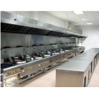 阳江市酒店学校单位食堂厨房整体工程设计承包安装公司
