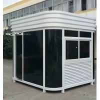 生产岗亭保安亭 户外房子可移动门卫保安岗亭成品