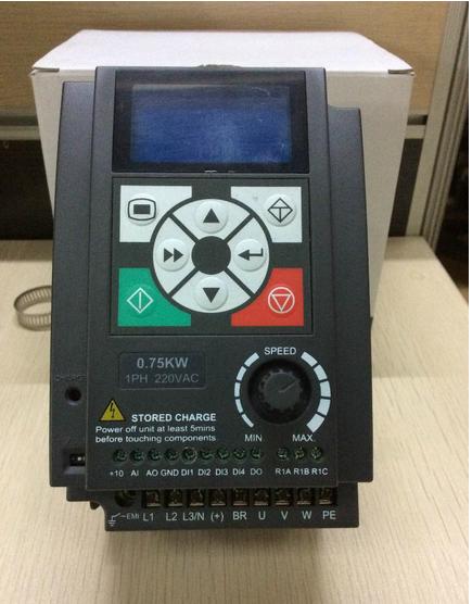 220单相高速电主轴高速电机高频电机专用高频变频器