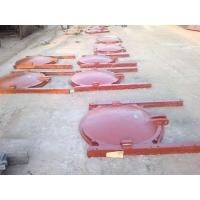玉樹市ZMQY型墻式鑲銅鑄鐵閘門大口徑鑄鐵圓形方形閘門