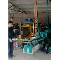生产水泥砖收砖机 水泥砖码砖机