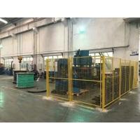 供应物流仓库隔离网 黄山工厂车间机械隔离护栏网规格 安徽包安