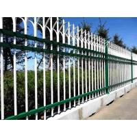新乡众赢生产锌钢护栏 家庭围墙护栏