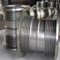 直销橡胶膨胀节 加工金属补偿器材质 不锈钢补偿器
