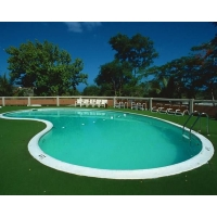 泳池膠膜的特性