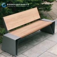 北京防腐木景观园林长椅