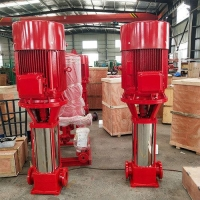 XBD-GDL型立式多/單級管道消防泵,三利讓你心動的價格