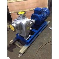 ZW型臥式自吸泵/無堵塞自吸泵,當選上海三利