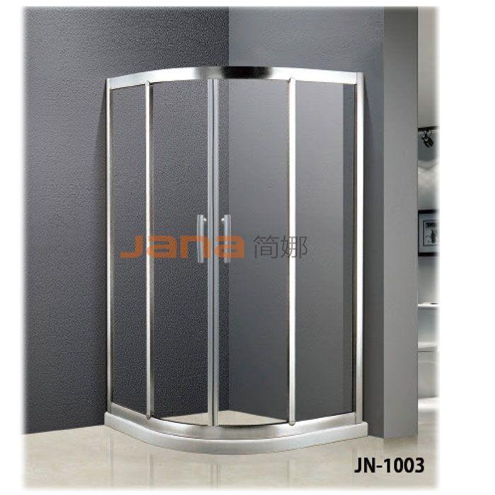 1003 扇型-简娜高端淋浴房
