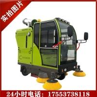 市政環衛掃地機 工業半封閉電動掃地機 1750駕駛式掃地機