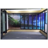 汉迪森门窗全敞开窗封阳台专用窗成品半成品铝材型材配件