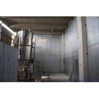 化工廠房庫房防爆墻由鋼龍骨和纖維水泥復合鋼板及巖棉組成