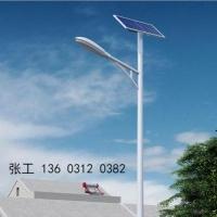 涿州生產太陽能路燈的廠家工廠景點鋰電池路燈