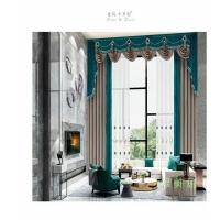 南京窗帘-绿美居无缝壁画