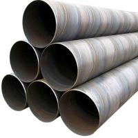 湘西大口径防腐螺旋焊管厂家 螺旋钢管