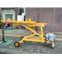 河南漯河市合源建材ZB-4轻质隔墙板安装机械