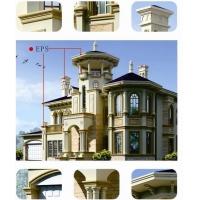 昭通grc线条、昭通grc构件厂家、罗马柱头、柱角