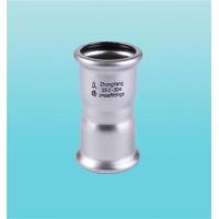 不锈钢卡压式管件    不锈钢卡压式水管