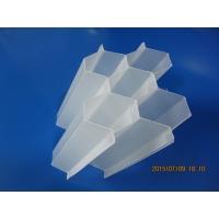 沉淀池斜管填料、PP斜管、配套加强材质玻璃钢斜管填料