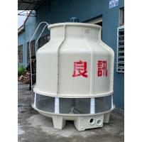 100T標準圓形冷卻塔冷水塔填料