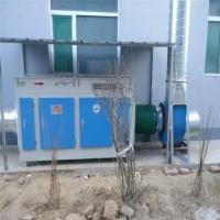 给大家介绍一下光氧催化废气处理设备的工作原理