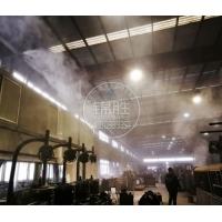 陕西喷雾除尘系统西安厂房高压喷雾除尘雾森造雾除尘工程承包