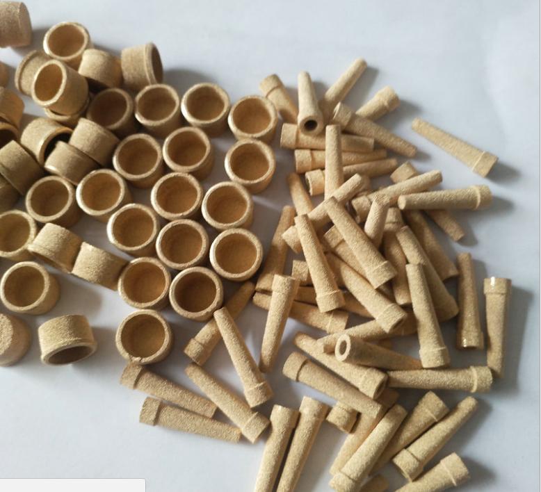 铜烧结滤芯也叫铜粉末烧结滤芯 河南