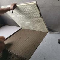 发热瓷砖模块家用电地暖 电地热发热地板砖