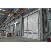 高速堆积门具有保温、保冷、防虫、防风、防尘、隔音、防火