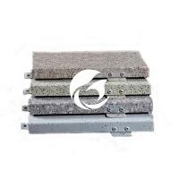 仿石材室外鋁單板  仿大理石紋鋁單板常泰鋁業