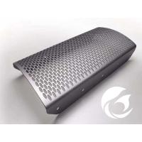 沖孔鋁單板_常泰鋁業江蘇常州外墻鋁單板提供