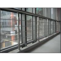 南京铁艺-文汾达护栏-不锈钢护栏系列
